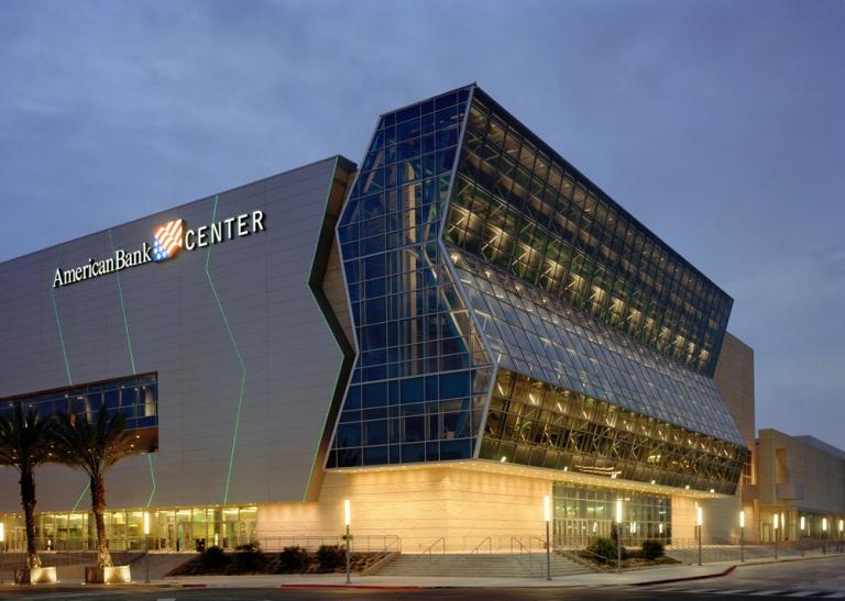 American Bank Center Arena, Corpus Christi TX, 2079