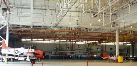 T-6 Facilities Recap Project Hanger 42 Renovations